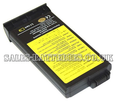 Ibm  4400mAh 02k6577 Laptop Battery