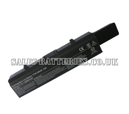 Dell  8800mAh hp297 Laptop Battery