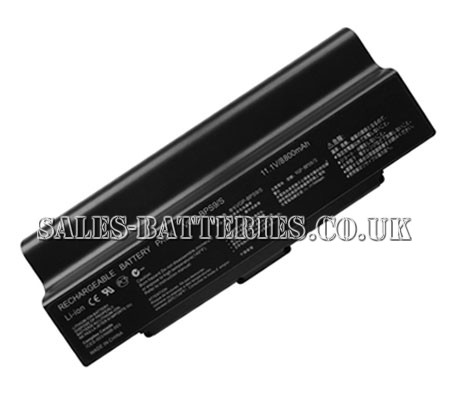 Sony  8800mAh Vgp-bps9b Laptop Battery
