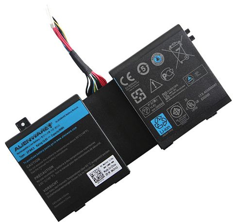 Dell  86Wh alw18d-6868 Laptop Battery
