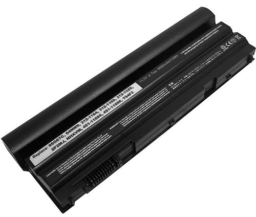 Dell  6600mAh p9tj0 Laptop Battery