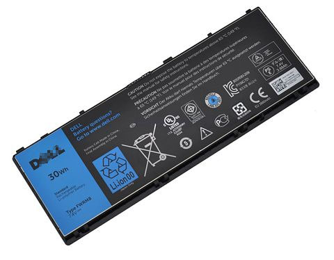 Dell  30WH Latitude 10 st2 Laptop Battery