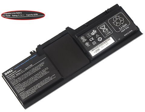 Dell  2000 mAh 451-10498 Laptop Battery