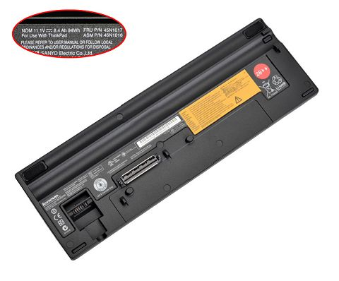 Lenovo  94Wh Thinkpad t510 Laptop Battery