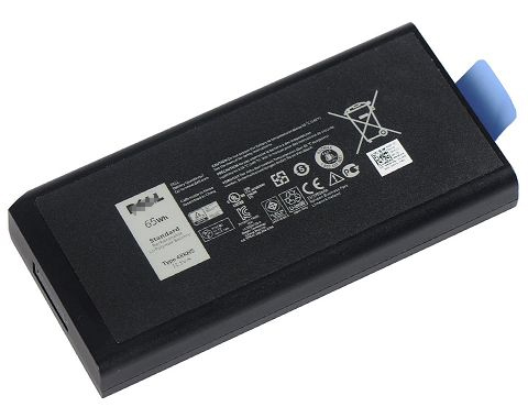 Dell  65Wh x8vwf Laptop Battery