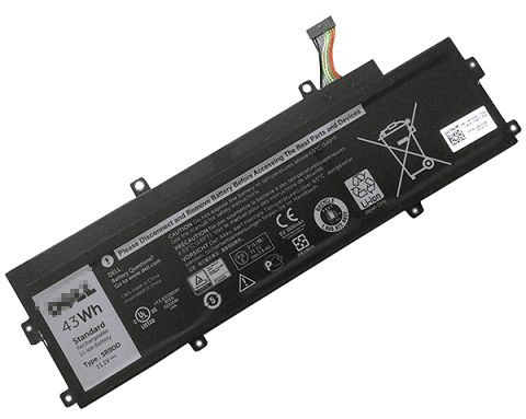 Dell  43Wh 5r9dd Laptop Battery