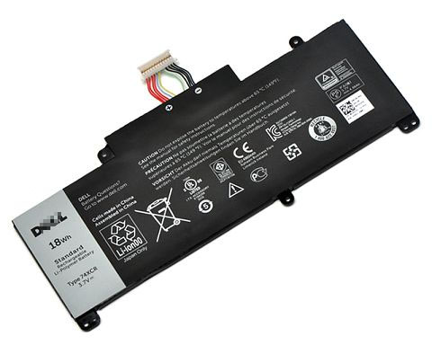Dell  18Wh 74xcr Laptop Battery