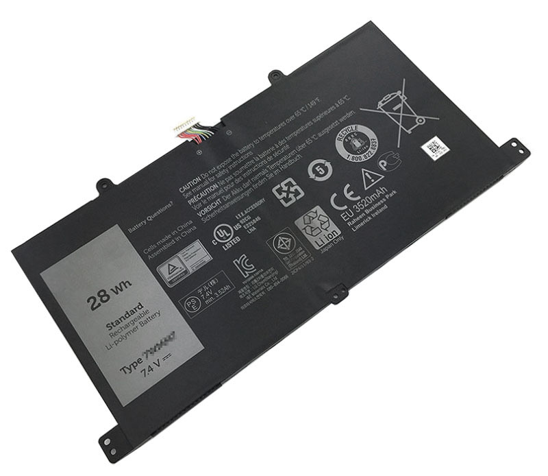 Dell  28Wh 7wmm7 Laptop Battery