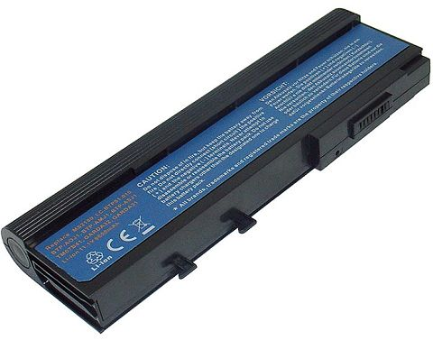 Acer  7800mAh Travelmate 2424wxci Laptop Battery