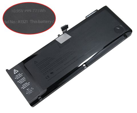 Apple  77.5Wh Macbook Pro 15 Inch mb985ta/A Laptop Battery