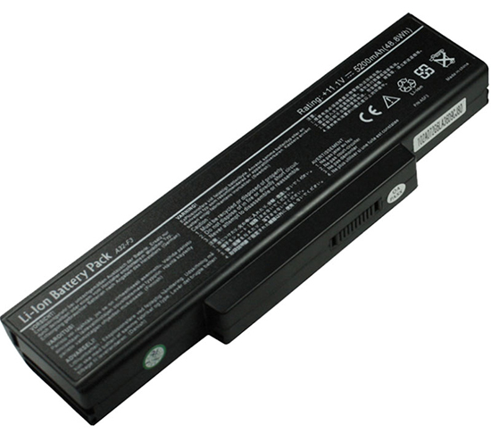 Asus  4800mAh f3 Laptop Battery