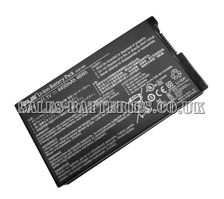 Asus  4400mAh n60dg Laptop Battery