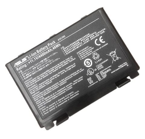Asus  4400mAh k50ad-sx068v Laptop Battery