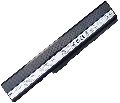 Battery For asus a52f ex911v