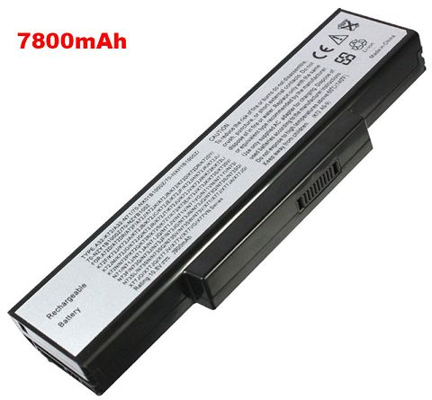 Asus  6600mAh a72dr Laptop Battery