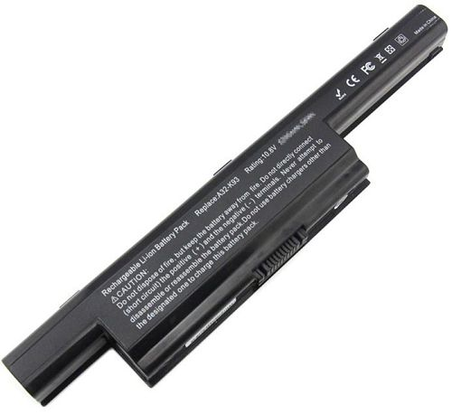 Asus  4400 mAh a95vm-yz030v Laptop Battery