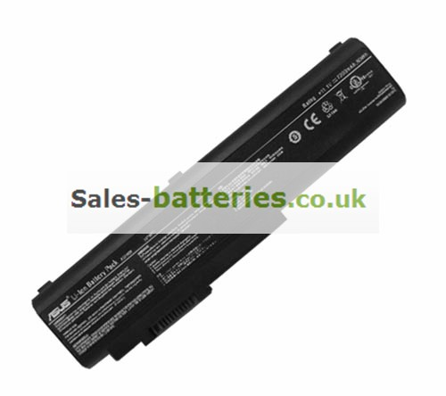 Asus  4800mAh n50vc Laptop Battery