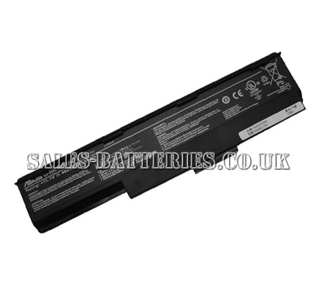 Asus  4800mAh p80vc Laptop Battery