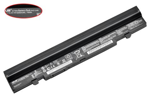 Asus  5200mAh u56j Laptop Battery
