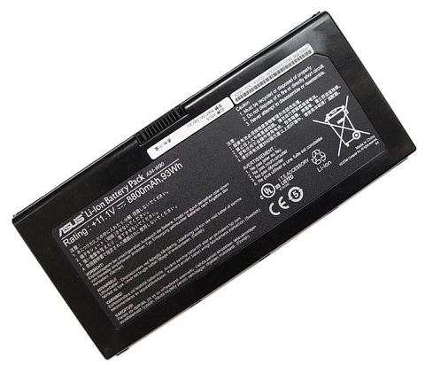 Asus  8800mAh w90vp-x1 Laptop Battery