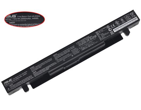 Battery For asus a550xi323vb-sl