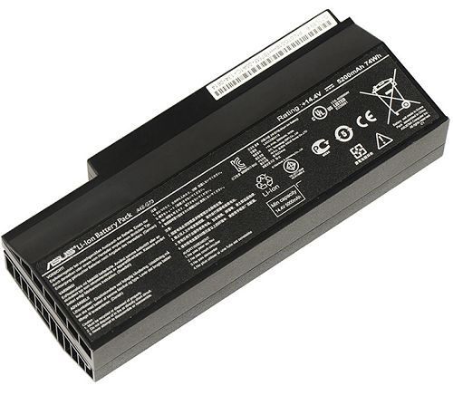 Asus  5200mAh g73jh-ty098v Laptop Battery
