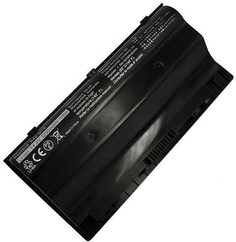 Asus  4400mAh g75vw-qs71-Cbil Laptop Battery