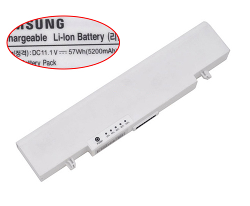 Samsung  4400mAh Nt-p580-js01 Laptop Battery