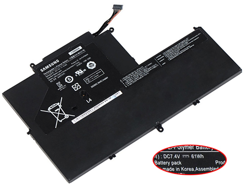 Samsung  61Wh xe500c21-a04us Laptop Battery