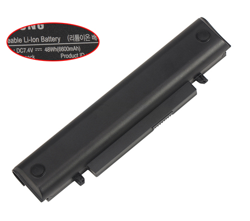 Samsung  6600mAh Np-nc210-a02ph Laptop Battery