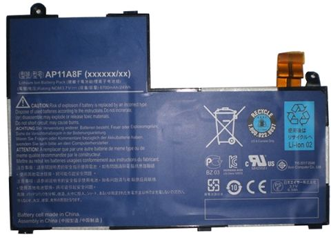 Acer  6700mAh ap11a8f Laptop Battery