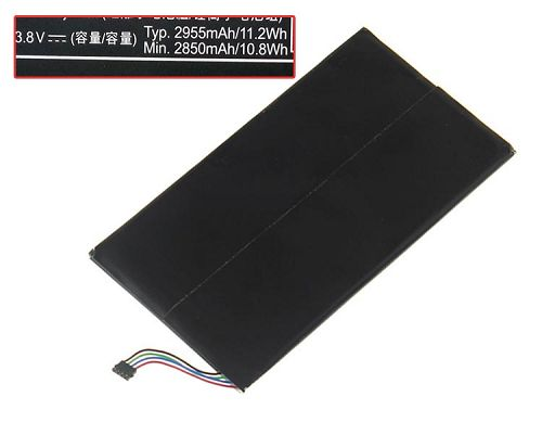 Battery For acer iconia tab b1-720