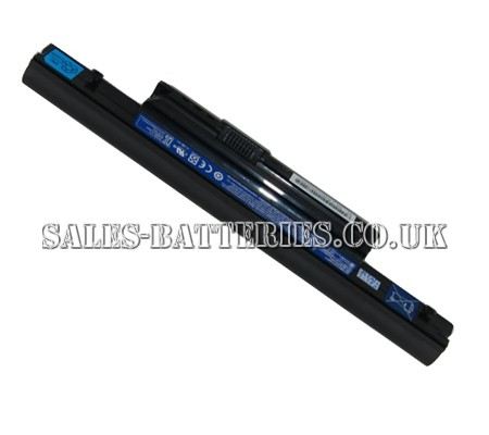 Acer  5200MAH Aspire 3820tg-334g32mn Laptop Battery