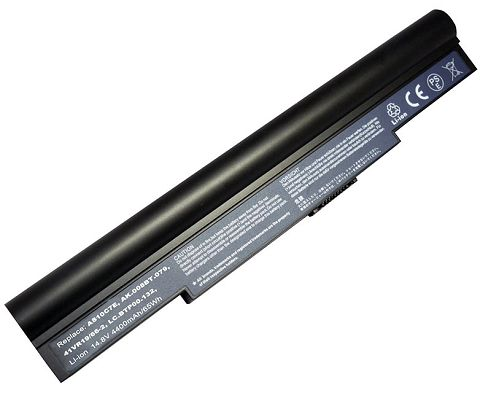 Acer  4400mAh Aspire Ethos 5943g-724g64mnss Laptop Battery