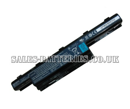 Acer  5200mAh Aspire as5742g-373g32mnkk Laptop Battery