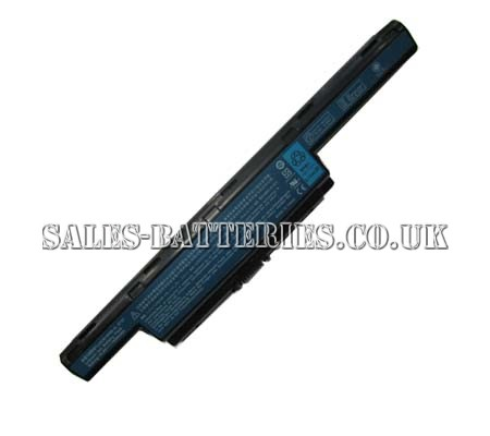 Battery For acer as5741-433g32mn