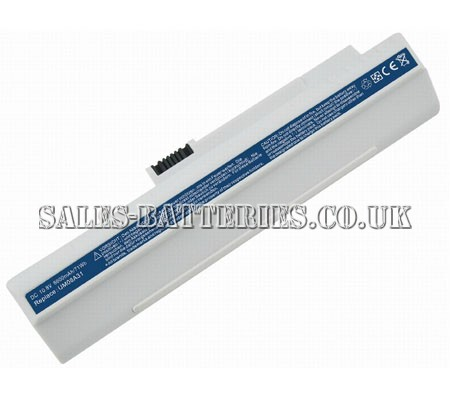 Acer  7800mAh Aspire One d250-1742 Laptop Battery