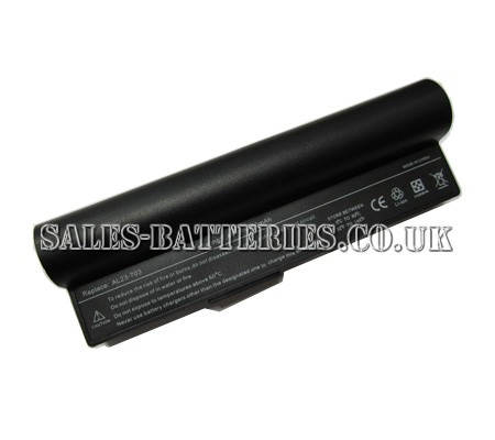 Asus  6600mAh Eee Pc 701sdx Laptop Battery