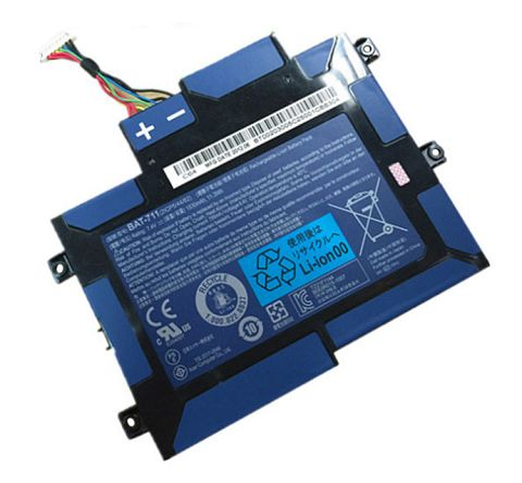 Acer  11.1Wh Bat-711 Laptop Battery