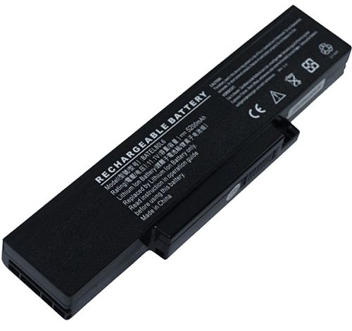 Dell  4400mAh batft10l61 Laptop Battery