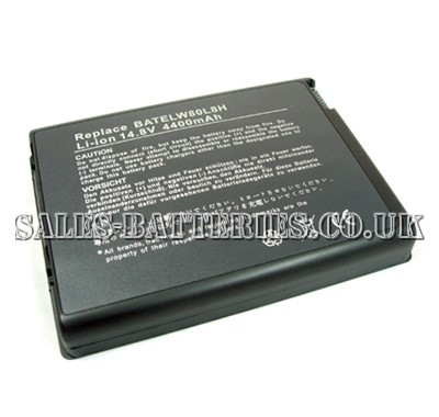 Acer  4400mAh Lc.btp05.004 Laptop Battery
