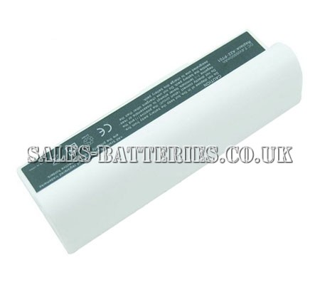 Asus  7200mAh Eee Pc 701 Laptop Battery