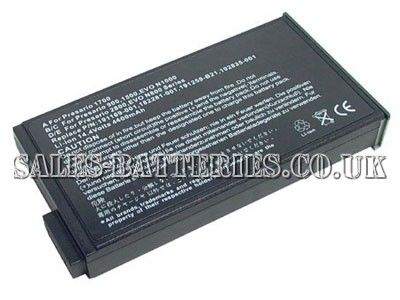 Hp Compaq  4400mAh Business Notebook nc6000 Laptop Battery