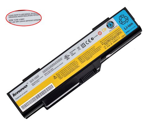 Lenovo  4400mAh 121ss080c Laptop Battery