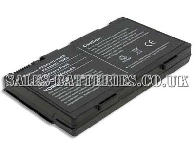 Toshiba  4400mAh Satellite m40x-128 Laptop Battery