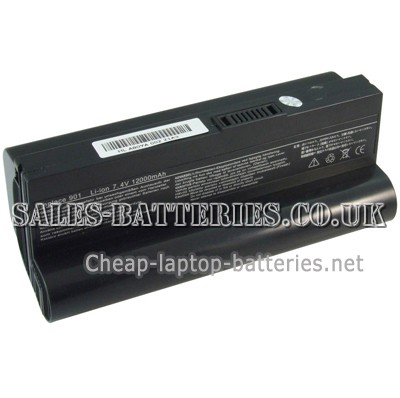 Asus  8800mAh Eee Pc 1000 Laptop Battery