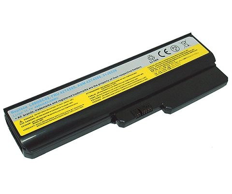 Lenovo  4400mAh l08n6y02 Laptop Battery