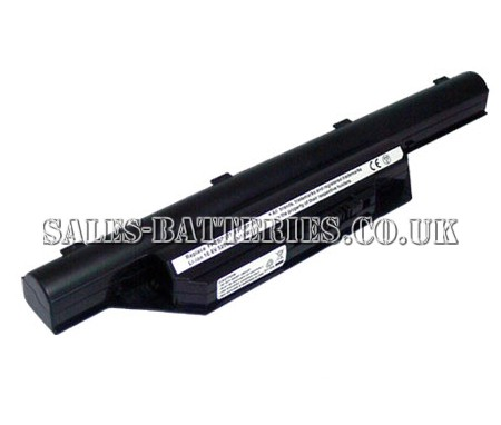 Battery For fujitsu lifebook s6410