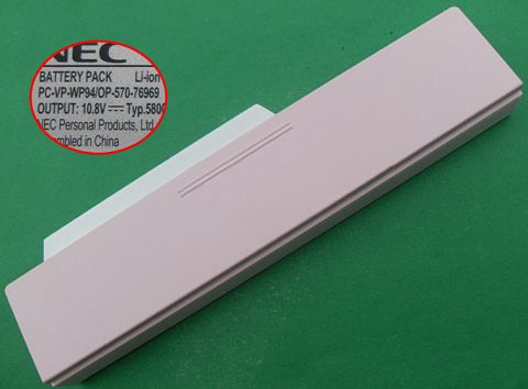 Nec  5800mAh Pc-Vp-wp94-02 Laptop Battery