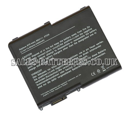 Battery For acer aspire 1201 ms2111